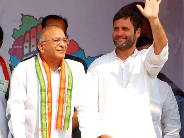 Rahul Gandhi Hyderabad visit: No entry to Jaipal Reddy