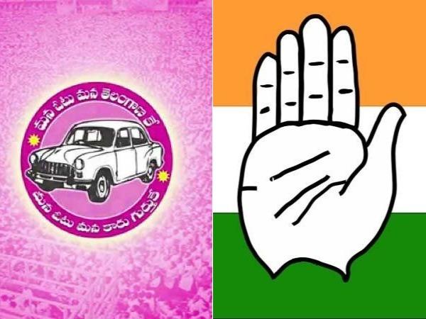 కాంగ్రెస్ పార్టీ నేతలకు గులాబీ వల..! చిక్కుతారా..! చిక్కరా..!!