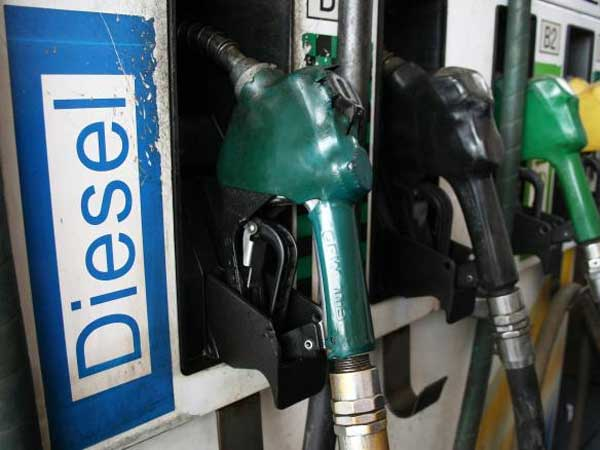 Fuel prices hiked: Diesel rates soar high