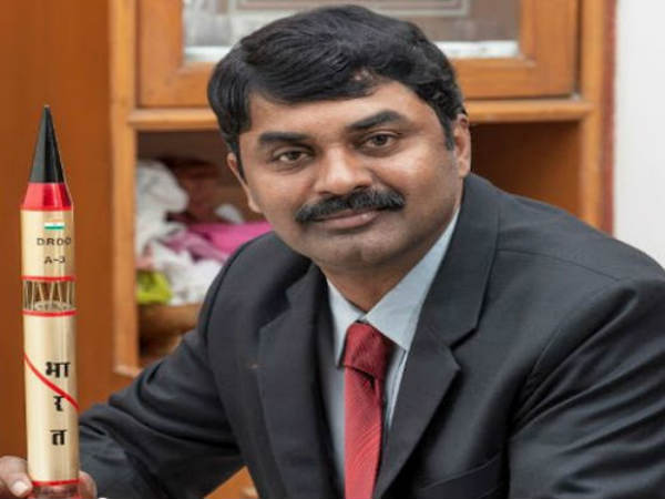 Satheesh Reddy is new DRDO Chairman