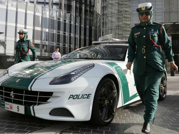 Dubai Police Fines British Tourist Rs 30 Lakh for Driving a Lamborghini Huracan Too Fast