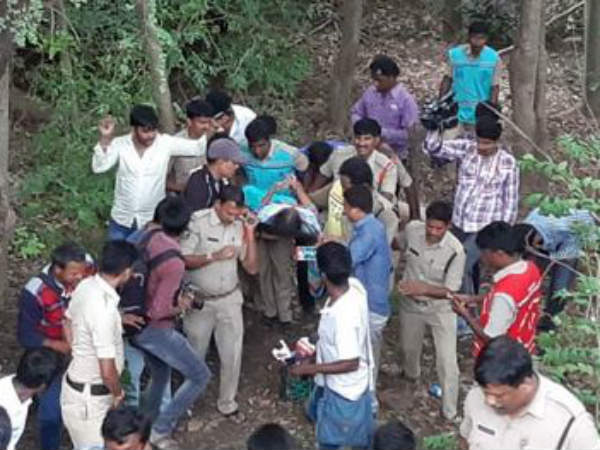 A girl allegedly attempted to commit suicide at alipiri