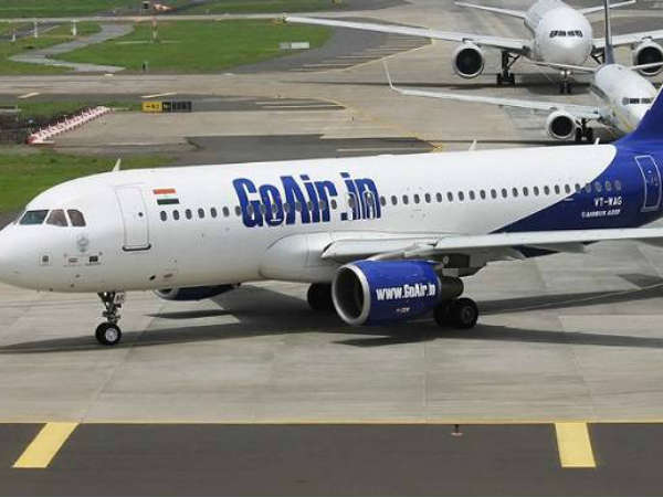 Goair offer: 10Lakh Seats Up for Sale at Rs 1,099 Starting Fares