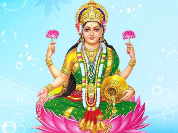 Astrologer Told The Story About Goddess Lakshmi Blessings