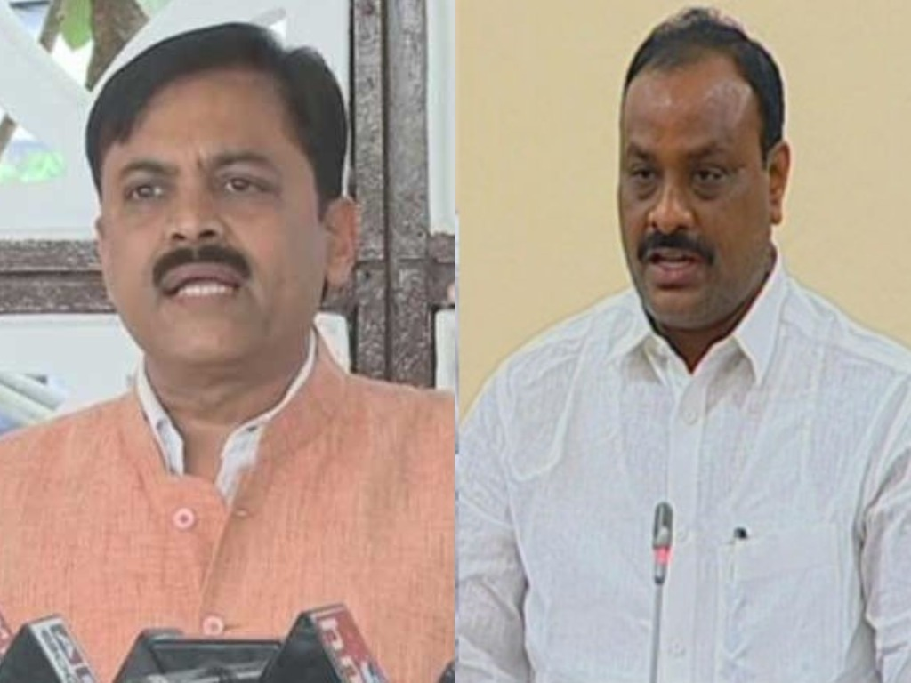 This is another defaet for TDP: BJP MP GVL; YCP played drama:Achhennaidu