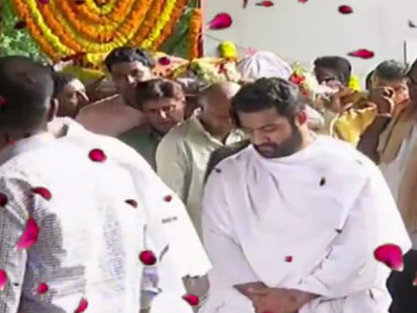 Nandamuri Harikrishna funeral: Why not taken to NTR bhavan?