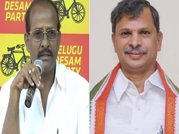 Investigate with CBI on AP Government:TDP MLC Rajendra Prasad advised BJP
