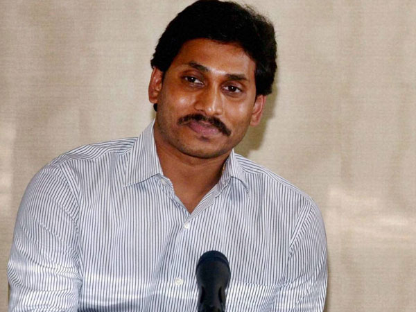 YS Jagan suffering from fever and cold