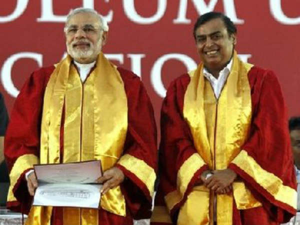 Finance Ministry warned HRD Ministry on giving Institute of Eminence to Jio Institute