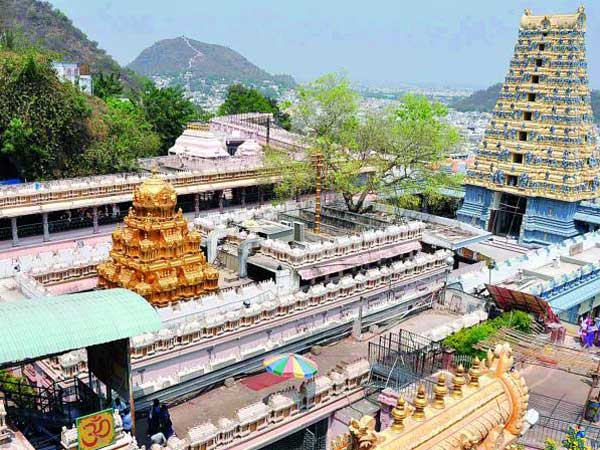 Kanaka Durga temple: Devotee cries foul as silk saree offered to the goddess goes 'missing'