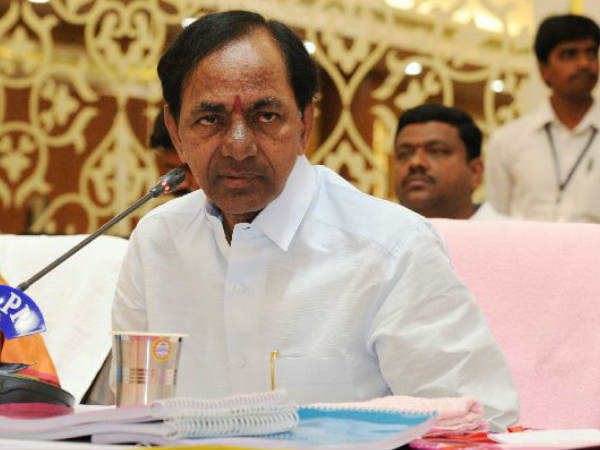 TS CM KCR plans to early elections?