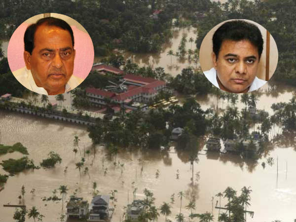 Kerala Floods Minister Indrakaran Reddy Gives 1 Month Pay
