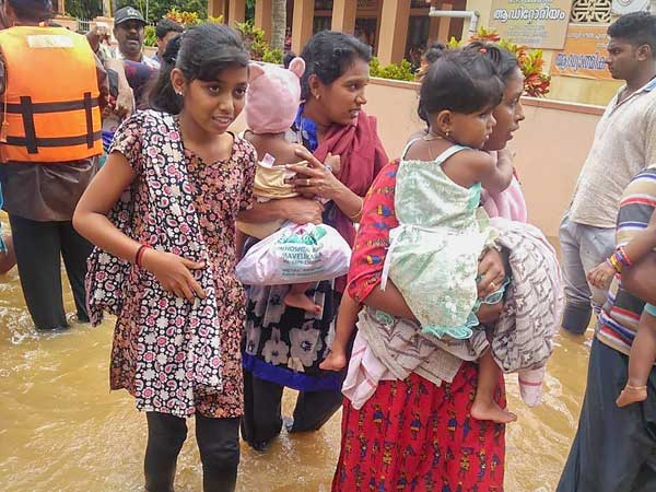 Social media the only hope for the Kerala flood victims