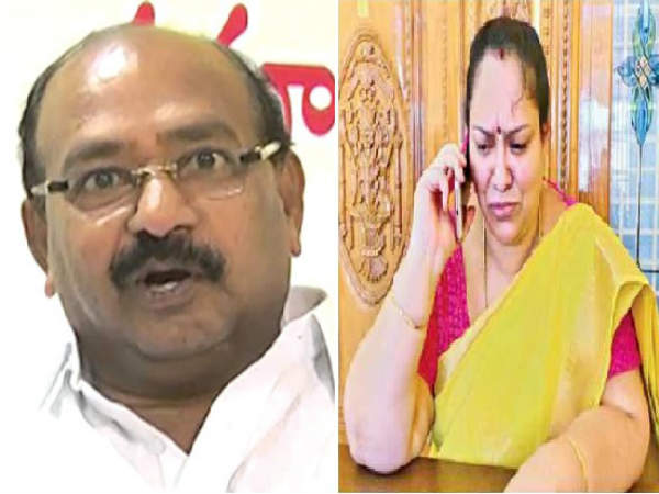 I didnt insult the Chairperson:TDP MLA Kuragondla Ramakrishna