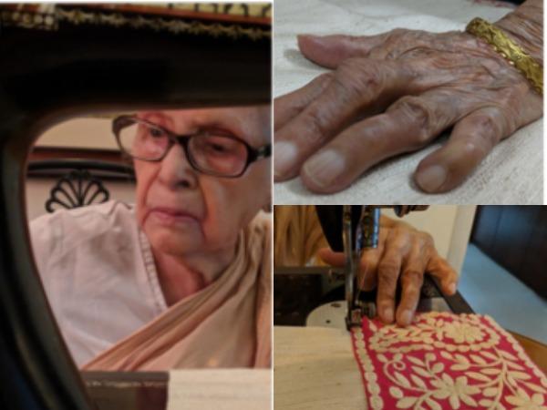 హ్యాట్సాఫ్: ఈ బామ్మ తయారు చేసే బ్యాగులకు జనాలు క్యూ కడుతున్నారు