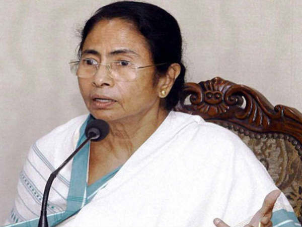 Personally Called PM Modi For Karunanidhis Beach Burial: Mamata Banerjee