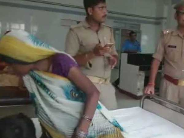 Man in UP sells son for wifes treatment, stopped by police