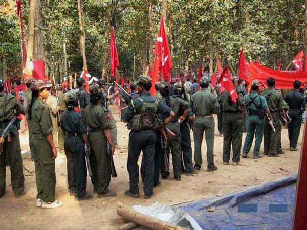 The AP government extended ban on Maoists to another year