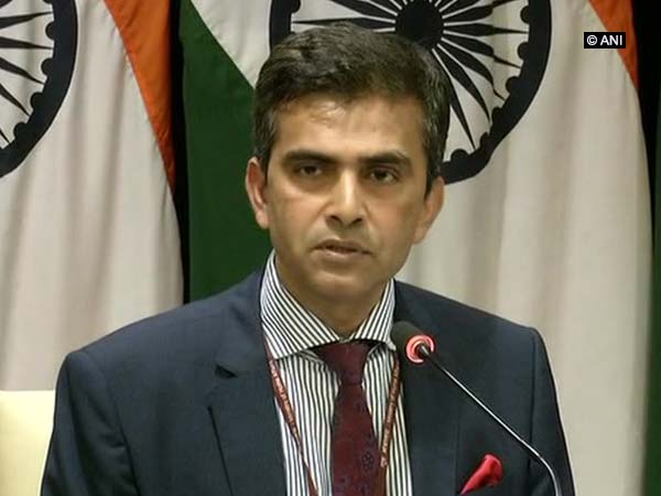 MEA puts an end to speculations, says no to foreign aid