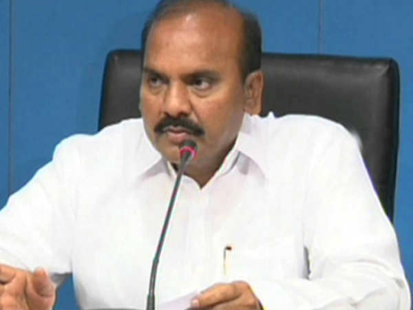 Jagan is the only leader...who is doing padayatra with weekly off: Minister Pulla Rao