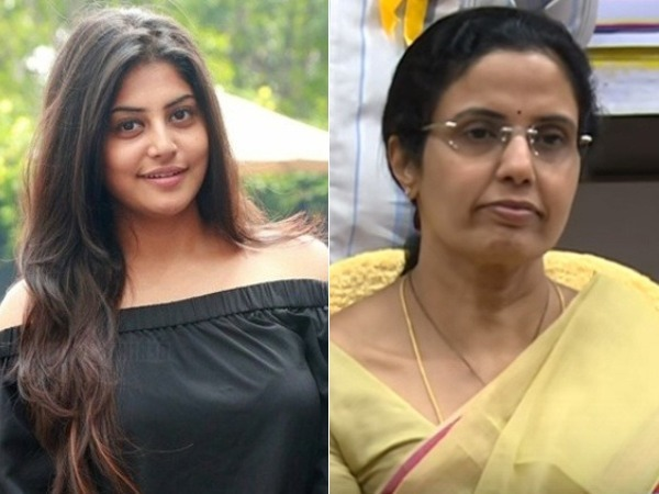 Manjima Mohan as Chandrababu Naidu's wife in NTR biopic?