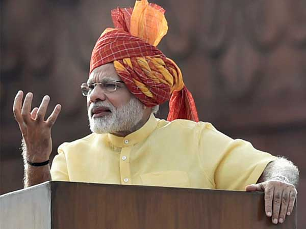The honest Indian taxpayer has a big role in the progress of the country: PM Modi from Red Fort