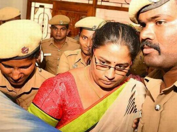 Nirmala Devi lured girls for co accused: CBCID