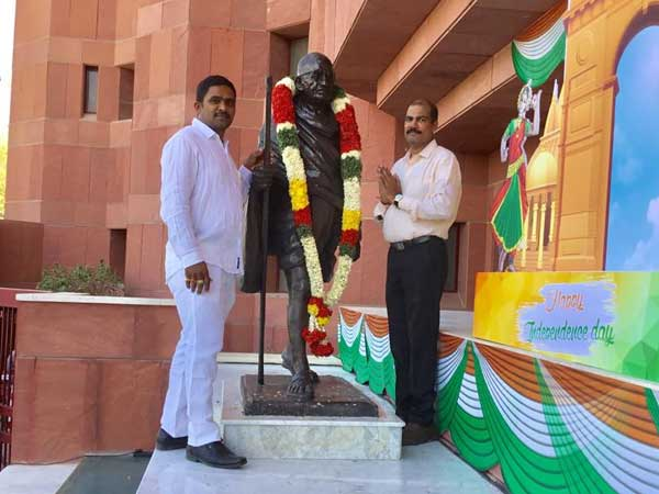 Nris Celebrates Independence Day Kuwait