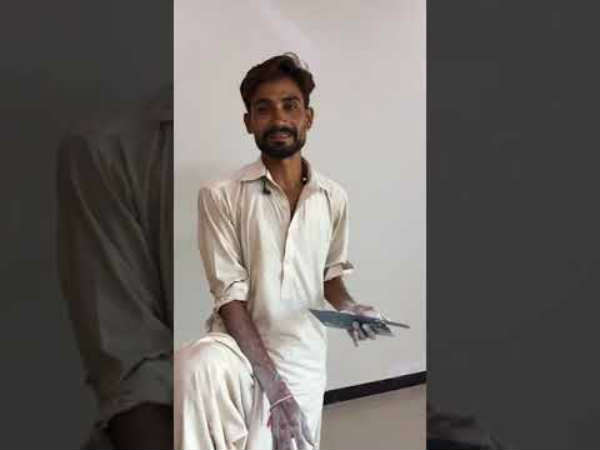 This Pakistani painter became an internet sensation,you know why?
