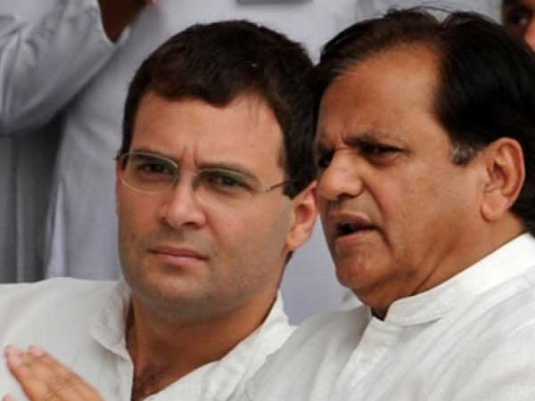 Rahul appoints Ahmed Patel as new treasurer for congress party