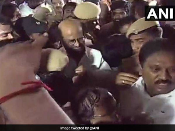 M Karunanidhi Dies, Body Reaches Chennai House