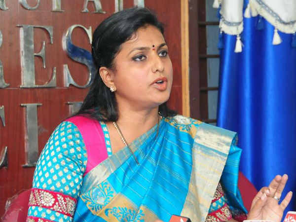rk roja on Shilpa suicide case issue