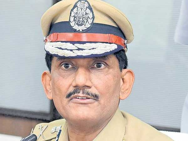 DGP RP Thakur Meeting with Rayalaseema SPs