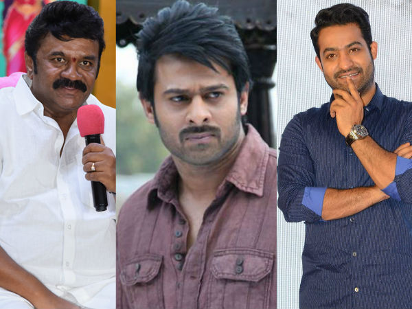 Minister Talasani green challenge to Jr NTR and Prabhas