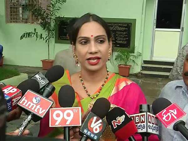 tamanna simhadri complains on mp sivaprasad