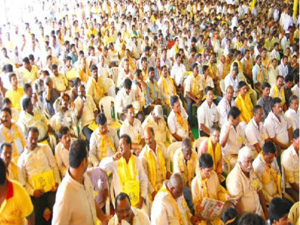 Muhurtham Fix for TDP election war