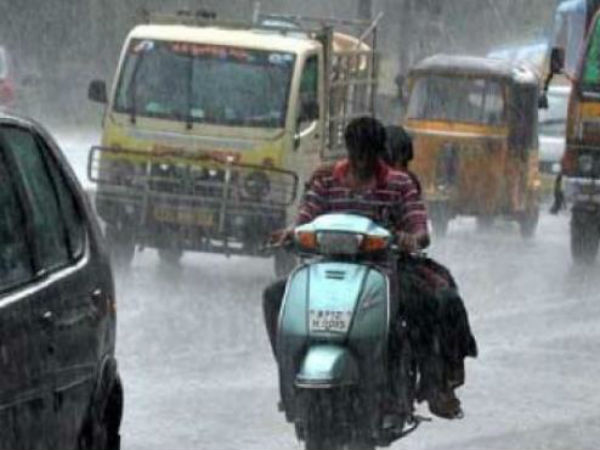 Telangana to have heavy rains in the next two days
