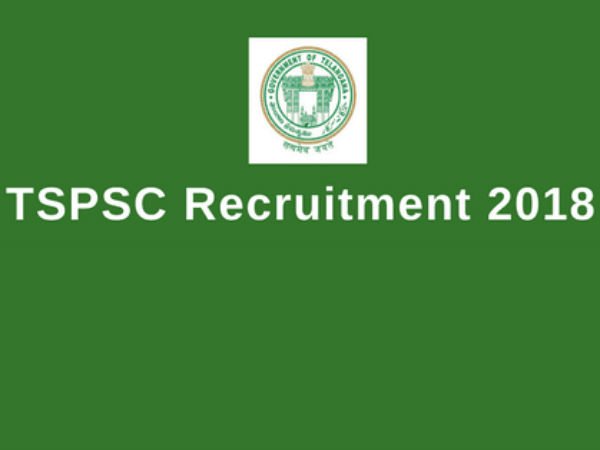 Tspsc released notification for filling up of sanitary inspector posts