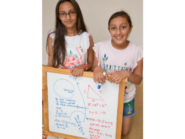This two Indian origin twins beat Einstein and Hawkings in IQ test
