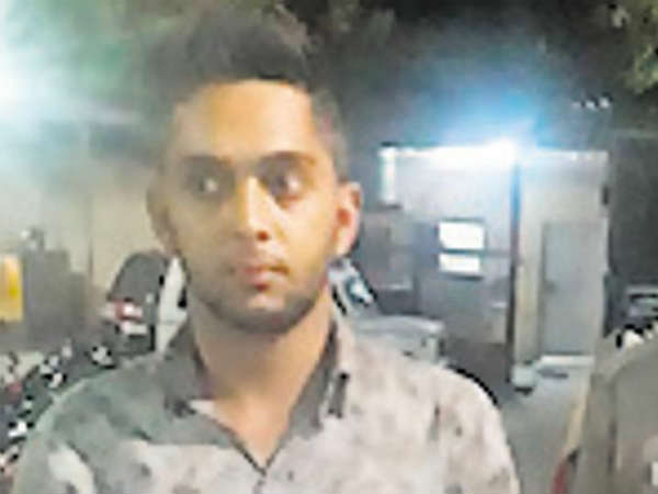 BTech graduate held for duping delivery boy, stealing Rs 90K watch to surprise girlfriend