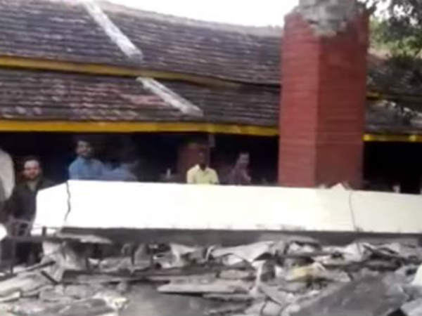 Hyderabad: 2 students killed, 5 injured in school roof collapse