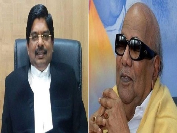 you are not wilson.. you are winson: those words by Karunanidhi comes true about dmk lawyer