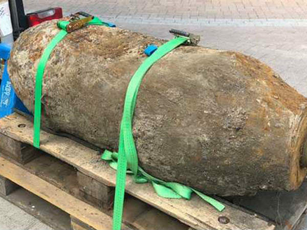Thousands of people evacuated after world war 2 bomb discovered in Germany