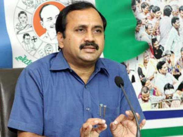 Dont Leave Party:YCP MLA RK adviced to Chilakaluripaet party leader Marri Rajasekhar