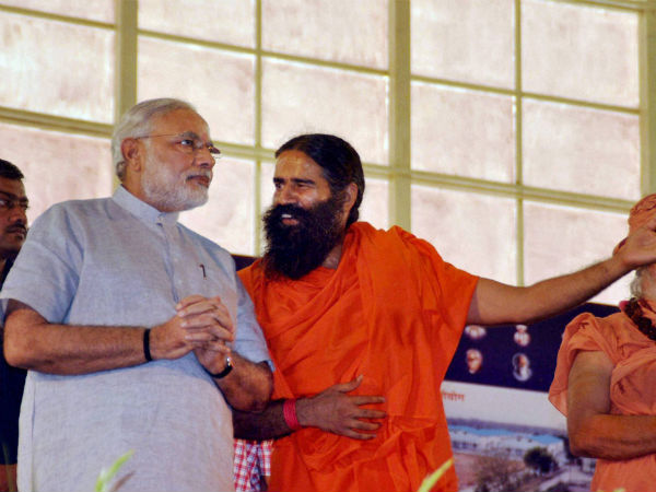 Baba Ramdev warns Modi against rising fuel prices, says can sell petrol, diesel at Rs 35 to 40 per litre