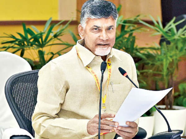 chandrababu naidu wish to reduce excise duty Rs. 2 on litre petrol and diesel
