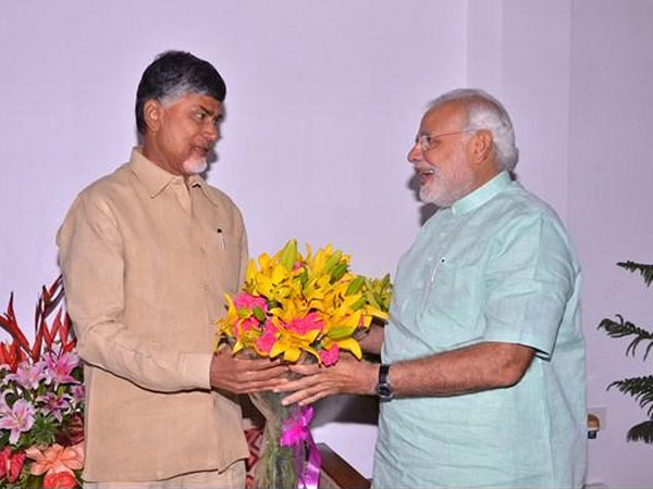BJP is not able to run the central government, handed over it to the AP g