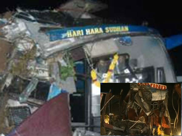 Salem: Seven killed including 2 women in bus accident