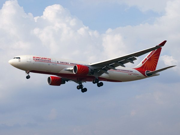 Drunk man urinates on woman passengers seat in Air India International flight