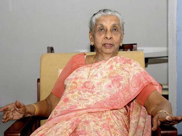 భారత తొలి మహిళా ఐఏఎస్ అధికారిణి కన్నుమూత